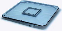 KESSEL-Abdeckungen mit Ablauf Klasse A 15, befliesbar, steingrau | Nr.: 83045