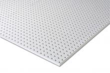 Knauf Cleaneo Akustik linear 12/25 Q | 1200 x 2000 mm | 12,5 mm Dicke | Vliesfarbe: schwarz