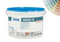 Knauf Addi S farbiger Siliconverstärkter Scheibenputz - 25 Kg - getönt nach Wunsch