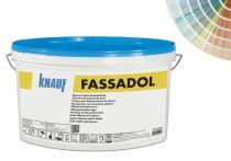Knauf Fassadol farbige Siliconverstärkte Fassadenfarbe - getönt nach Wunsch