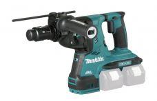 Makita DHR281ZJ Akku-Bohrhammer für SDS-PLUS 2x18 V ohne Akku und Ladegerät Wechselfutter MAKPAC