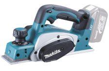 Makita DKP180Z Akku-Hobel 82 mm 18,0 V ohne Akku/Ladeg.
