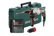 Metabo Multihammer UHE 2660-2 Quick Set (600697510) + SDS-plus-Bohrer-/Meißelsatz
