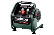 Metabo Akku-Kompressor Power 160-5 18 LTX BL OF (601521850), Karton, 18V x + ?