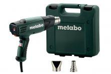 Metabo Heißluftgebläse HE 20-600 (602060500), Kunststoffkoffer
