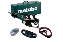 Metabo Rohrbandschleifer RBE 9-60 Set (602183510) Stahlblech-Tragkasten