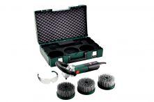 Metabo Winkelpolierer PE 15-25 Set (615250500), Kunststoffkoffer