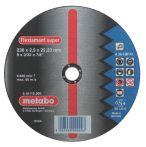 Metabo Flexiamant super 115x2,0x22,23 Stahl, Trennscheibe, gekröpfte Ausführung (616100000)