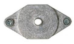 Metabo Kopierflansch 9 mm, OFE (630105000)