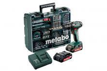 Metabo SB 18 Set (602245880) Akku-Schlagbohrmaschine