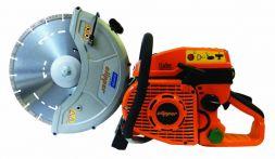 Norton Clipper Trennschleifer CP514 iLube®