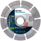 Nozar Diamant-Trennscheibe - 125x22,23 mm - Beton Universal | 6700001