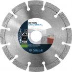 Nozar Diamant-Trennscheibe - 150x22,23 mm - Beton Universal | 6700002