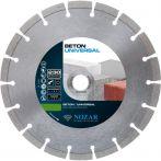 Nozar Diamant-Trennscheibe - 230x22,23 mm - Beton Universal | 6700004