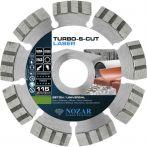 Nozar Diamant-Trennscheibe - Laser Turbo-S-Cut