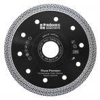 Nozar Diamant-Trennscheibe - 125x22,23 mm - Fliese Premium - black edition