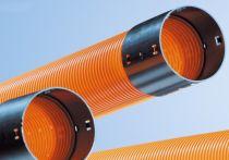 Drainagerohr opti-drän 2,5 m lang, gelocht