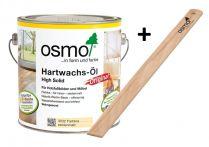 Osmo Hartwachs-Öl Original  Farblos Seidenmatt incl. Rührholz