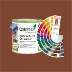 Osmo Holzschutz Öl-Lasur-Wunschfarbe nach RAL (Mischfarbe) 2,5 Liter