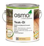 Osmo Terrassen-Öl Teak-Öl Farblos