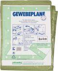 NW Gewebeplane Multi Tarp Stand.B.2000xL.3000mm m.Aluminiumösen olivgrün (2000227100)