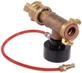 NW Injektor ROCLEAN® mit Druckluftschlauch für ROPULS Spülkompressor Rothenberger (4000781180)