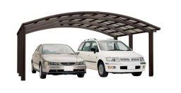 Ximax Aluminium Carport Portoforte Typ 110 M-Ausführung
