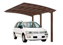 Ximax Aluminium Carport Portoforte Typ 110