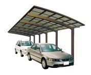 Ximax Aluminium Carport Portoforte Typ 110 Tandem