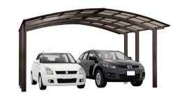 Ximax Aluminium Carport Portoforte Typ 60 M-Ausführung