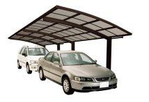 Ximax Aluminium Carport Portoforte Typ 60 Tandem