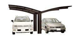 Ximax Aluminium Carport Portoforte Typ 60 Y-Ausführung
