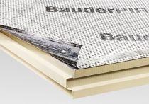 Bauder PIR PLUS Wärmedämmelement - 1800 x 1200 mm