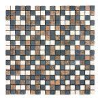 HPH Placke Mosaik 1,5x1,5 MIX-NBE satinato 30x30x0,8 cm Art. 14433