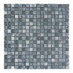 HPH Placke Mosaik 1,5x1,5 BELLINO-2 grigio anticato 30x30x0,8 cm Art. 14838
