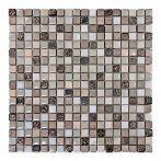 HPH Placke Mosaik 1,5x1,5 BELLINO-3 crema anticato 30x30x0,8 cm Art. 14839