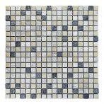 HPH Placke Mosaik 1,5x1,5 BELLINO-6 sand anticato 30x30x0,8 cm Art. 15120