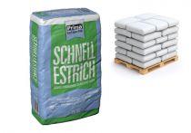 Prima Schnellestrich 25 Kg Sack (Sopro) - in vollen Paletten