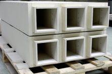 Promat Schachtelemente LA 30 - 1200 mm lang