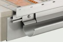 Schlüter BARA FAP165BW 2,5m Abdeckprofil brillantweiß H:165mm