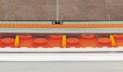 Schlüter BEKOTEC EN1520PF 75,5x106cm Estrichplatte mit Folienüberzug