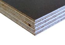 Sperrholzplatte Film/Film beschichtet 1250x2500 mm (LG:TH)
