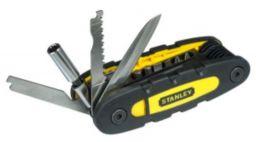 Stanley Multifunktionswerkzeug 14in1+Bithalter Art.-Nr.: STHT0-70695