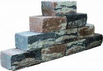 teamline Betonmauerstein SKADI Coquina 35x20x15 cm - muschelkalkmix
