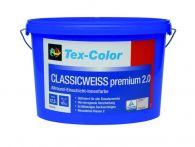 Tex-Color Classicweiss premium 2.0 TC1210 - 5 Liter