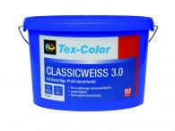 Tex-Color Wandfarbe Classicweiß 3.0 TC1304