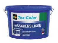 Tex-Color Fassadenfarbe Fassadensilicon Weiß TC2111