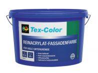 Tex-Color Fassadenfarbe Reinacrylat Weiß TC2411
