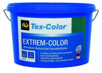 Tex-Color Fassadenfarbe Extrem-Color Weiß TC2112