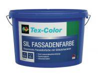 Tex-Color Fassadenfarbe Sil TC2413 Weiß